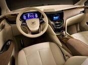 Cadillac retour haptique fesses conducteur pour éviter accidents