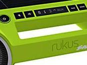 Rukus Solar enceintes Bluetooth solaire pour iPhone...