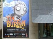 Burton L'exposition