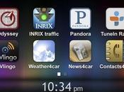 Next GATE Clarion, améliore l'utilisation votre iPhone dans véhicules...