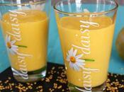 Milk shake mangue, sans milk mais avec mangue