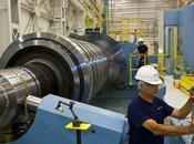 Alstom livre 1ère turbine construite États-Unis