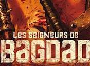 Album Seigneurs Bagdad Brian Vaughan Niko Henrichon