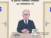 Jean-Marc Ayrault parité hommes-femmes