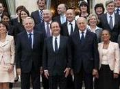 premier gouvernement Ayrault photo