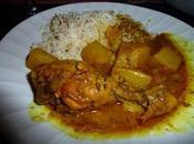 Cuisine colombo poulet