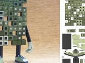 Wallman Tetris Shoy