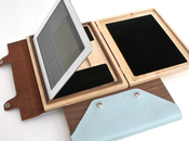 INNOVATIONS protections bois pour Ipad ....