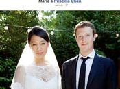 Mark Zuckerberg changement situation amoureuse Facebook
