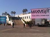 Evenementiel Maxivision affiche l'evenement Cannes