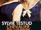 Chevalier l'ordre mérite Sylvie Testud