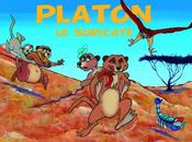 Platon Suricate premier livre pour enfants, Francine Minville (Fanfan) Jean-François Debaty (Schmurl)