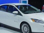 Ford Focus électrique expédiée concessionnaires