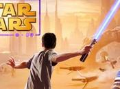 Test Kinect Star Wars
