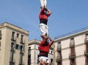 Castellers Barcelone