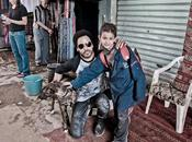 Lenny Kravitz (making friends) Maroc