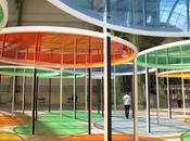 Kaléidoscopique trip avec Daniel Buren Grand Palais