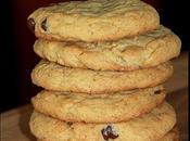Cookies parfaits pépites chocolat