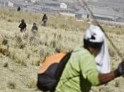 Conflits sociaux Pérou doit choisir entre