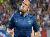 Football, Equipe France Ribéry: «J'espère c'est déclic»