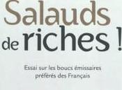 Interview Frédéric Georges-Tudo, auteur Salauds Riches