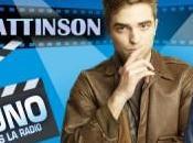 "Robert Pattinson interviewé radio ""FUN RADIO"""