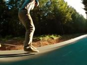 Loaded Longboard Swirling Samas