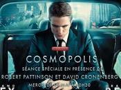 Robert Pattinson Paris pour Cosmopolis