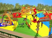 nouveau parc Angry Birds ouvrir Angleterre