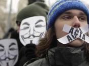 parlement européen rejette bloc l'ACTA