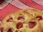 Cookies Fraise Praliné