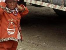 Tibet Tsedang, ville province chinoise
