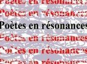 """""""Poètes résonances"""""""