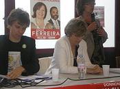 Législatives 2012 Marie-Noëlle LIENEMANN Thierry MARCHAL-BECK Saint-Quentin