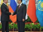 Syrie Chine Russie (axe bien) disent encore l'axe