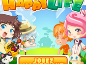 Succès Happy Life, social game microcrédit