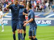 Football, Equipe France Ribéry-Benzema sacré