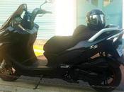 Nouveau Scooter Daelim