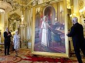 portrait reine Elisabeth