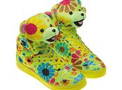 Shoes jeremy scott adidas collection printemps 2012