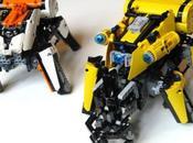 ARAK-N3 Spider impressionnant petit mecha Lego