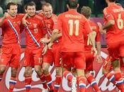 Euro 2012 Russie République Tchèque: marche Bolchévique