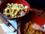 curry noddle, sésame, cacahuètes ballade Thaïlande