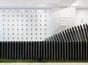 Clôture amovible Dream Brad Ascalon