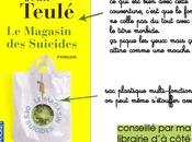 Magasin suicides Jean Teulé, comment moquer mort