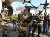 Côte d'Ivoire: embuscade civils Casques bleus, Liberia ferme frontière