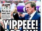 Euro 2012 Revue presse anglaise