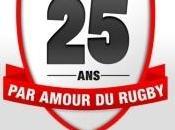 plongée originale dans vestiaires rugby français avec l'application AmouRugby
