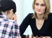 Échecs Kazan Yifan battue Cmilyte
