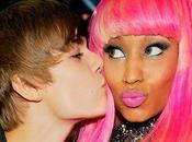 """Justin Bieber Nicki Minaj pour """"Beauty Beat"""""""